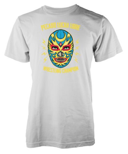 PUBG Pecado Lucha Libre Wrestling Champion Kids T Shirt