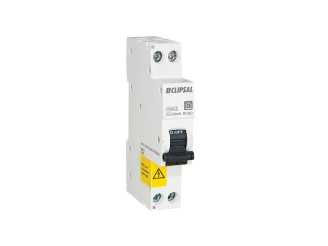 Clipsal Offer Single Module RCBO 2 Pole RCBE 232/30S  240V  4.5kA  32A