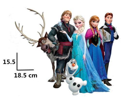 Frozen Elsa Vinyle Autocollant Pvc Sac De Fête Candy Sac Album Livre