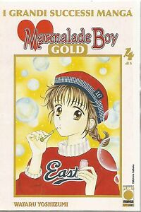 Juste Manga - Marmelade Boy Gold N° 4 - Planet Manga - Nuovo Conduire Un Commerce Rugissant