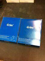 48 Sets Of 3-pcs Orien' Nail Buffing Tool Buffer Shiner Kit Bulk Lot Purse 3-pc