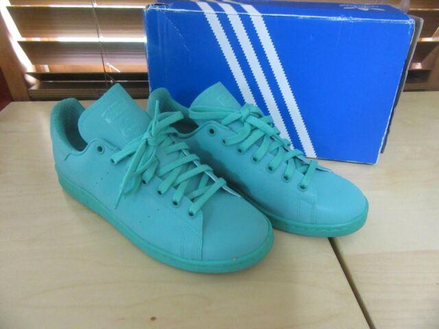 taille 40 5d86b c2846 Adidas Originals Stan Smith Adicolor 10 Men'S Reflective Mint Green Glow  S80250