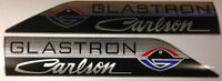 Glastron Carlson Emblem Decal Used On Cv-16 Boat And Other Models Cv 16 18