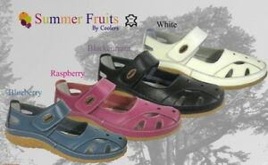 Coolers-Ladies-Casual-Summer-Friuts-Shoes-FREE-POST-BRAND-NEW