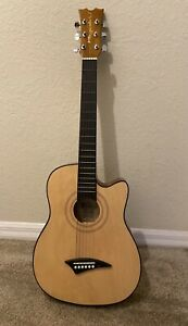 Dean Playmate 3/4 Acoustic Guitar w/ Case, Extra Strings and Picks