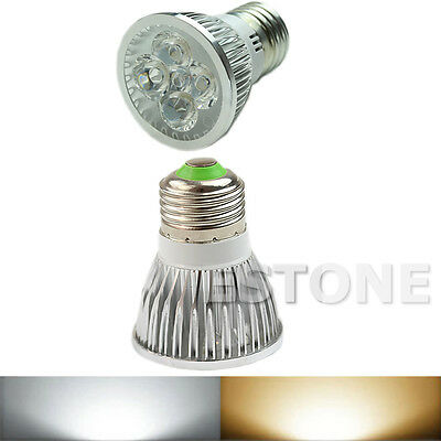E27 9W 12W 20W LED Bulb Warm/Cool White Spotlight Light Lamp Saving Energy New