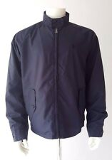 Polo Ralph Lauren Mens Chester Packable Windbreaker Jacket Coat - Blue Large