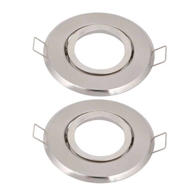 88mm Dia Ceiling Light Bracket Downlight Holder Adjule W Mr16 Lamp Socket For Online Ebay