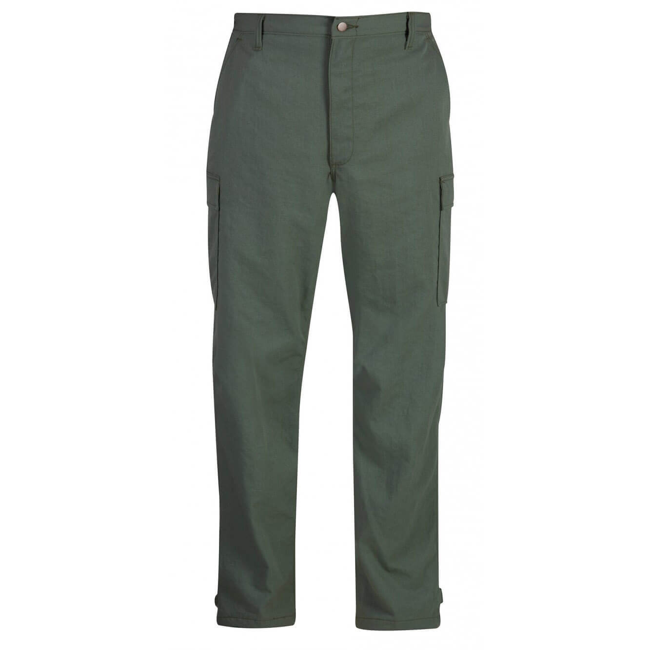 Propper Wildland Fire Fighter Tear   Flame Resistant Pleated Knees Pants - Green