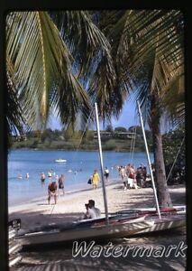 1966-kodachrome-Photo-slide-Caneel-Bay-beach-Virgin-Islands