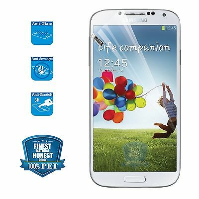 5X Crystal Clear 3H Anti-scratch Screen Protector for Samsung Galaxy S4 i9500 BG
