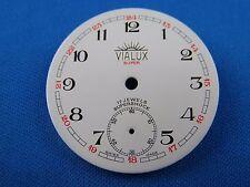 Vintage VIALUX Pocket Watch Dial 37mm -Swiss Made- #101
