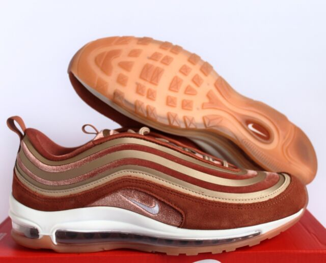 8f98797964 Nike Women Air Max 97 UL 17 LX Dusty Peach-summit White Sz 10 Ah6805 ...