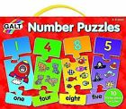 1 X Galt Toys Number Puzzles