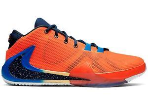 Details about Nike Zoom Freak 1 Orange OG BQ5422-800 Men Basketball Shoes  100%LEGIT Size 10US