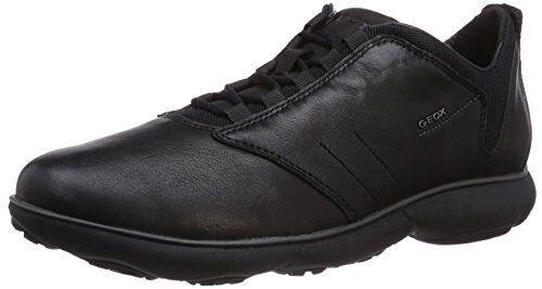 Geox  Mens Mnebula11 Walking scarpe 12.- Pick SZ Coloree.