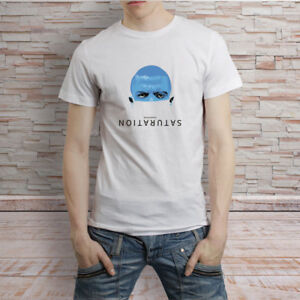 BROCKHAMPTON Saturation Men/'s White T-Shirt S-XXXL