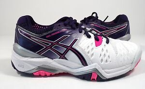 asics femme gel resolution