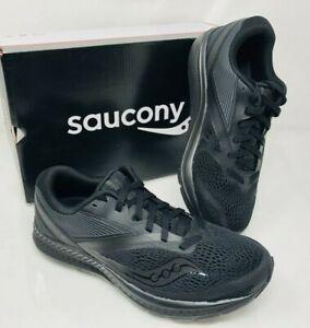 Saucony Men's Kinvara 9 Triple Running Shoes Size 7 Black, S20418-20 | eBay