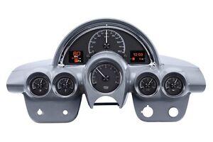 Dakota-Digital-58-62-Chevy-Corvette-Car-Analog-Gauges-System-Black-HDX-58C-VET-K