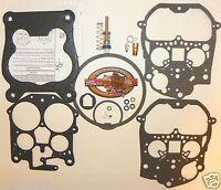 Carburetor Rebuild Kit Rochester Quadrajet 79-83 Buick 79-86 Chevy Olds Pontiac