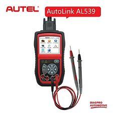 Autel AutoLink AL539 OBDII Fault Code Reader Eraser & Electrical Test Tool
