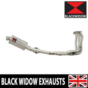 KAWASAKI Z900RS & Cafe 4-1 Exhaust System Oval Stainless Muffler 230SS