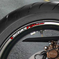 SUZUKI V STORM WHEELRIM STICKERS DECALS vstorm