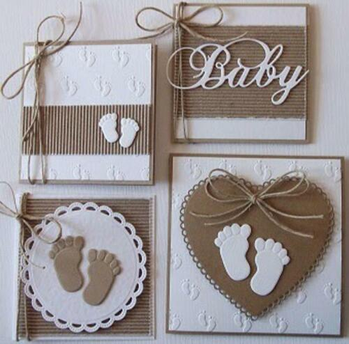 metal cutting dies cut die Cute baby Beautiful mold Scrapbook stencils mould