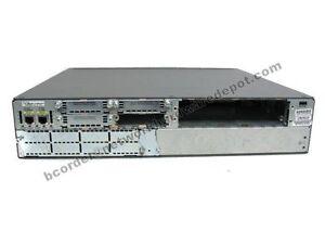 CISCO2851-Router-256D-64F-w-15-1-IOS-amp-Rackmount-2851-2821-1-Year-Warranty