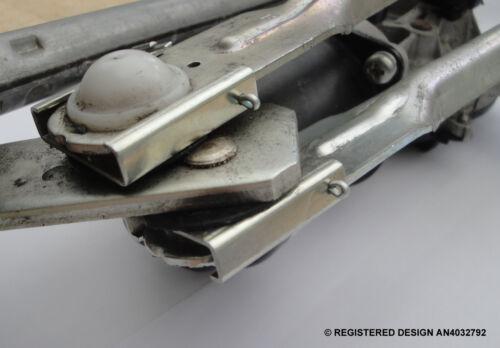 Si adatta MICRA K13 Tergicristallo Motore Linkage Rod Riparazione canale 2010-2016 Ni