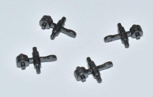 Märklin H0 520980  4 Stück C-Gleis Weichenstellhebel Handhebel Hebel NEU E520980