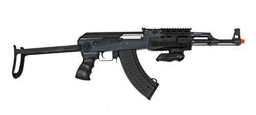 Golden Eagle Tactical AK47S Airsoft AEG Rifle