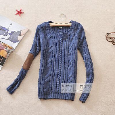 Women's Casual Long Sleeve Knitwear Jumper Cardigan Long Coat Jacket Sweater New