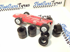 8 urethane tires for 1/32 slotcars FALLER - US