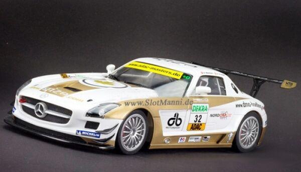 Mercedes SLS ADAC Masters 2011 Nr. 32 M 1 24 neu