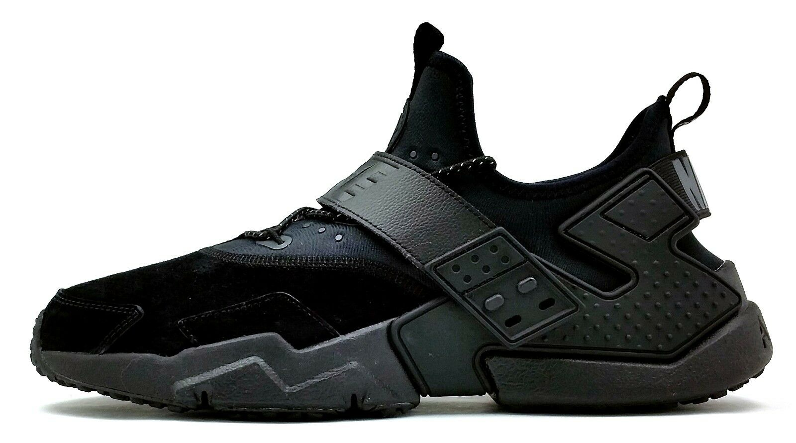 Nike Air Huarache Drift Premium NEW Men's Running Shoes Black AH7335 001