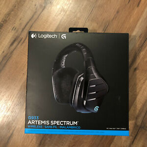 Details about *Logitech G933 Artemis Spectrum Wireless RGB 7 1 Surround  Sound Gaming Headset*