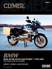CLYMER Repair Manual for BMW R850, R1100, R1150 & R1200C 1993-2005