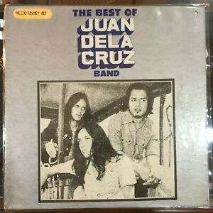 The Best Of Juan De La Cruz Band OPM Vinyl LP Philippines Press 1980