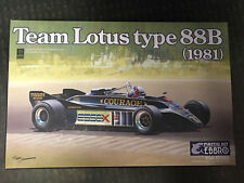 1/20 Ebbro Team Lotus type 88B 1981