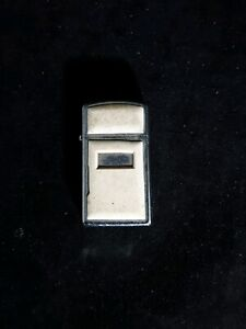 Vintage-Zippo-Lighter-Lady-Woman-Used