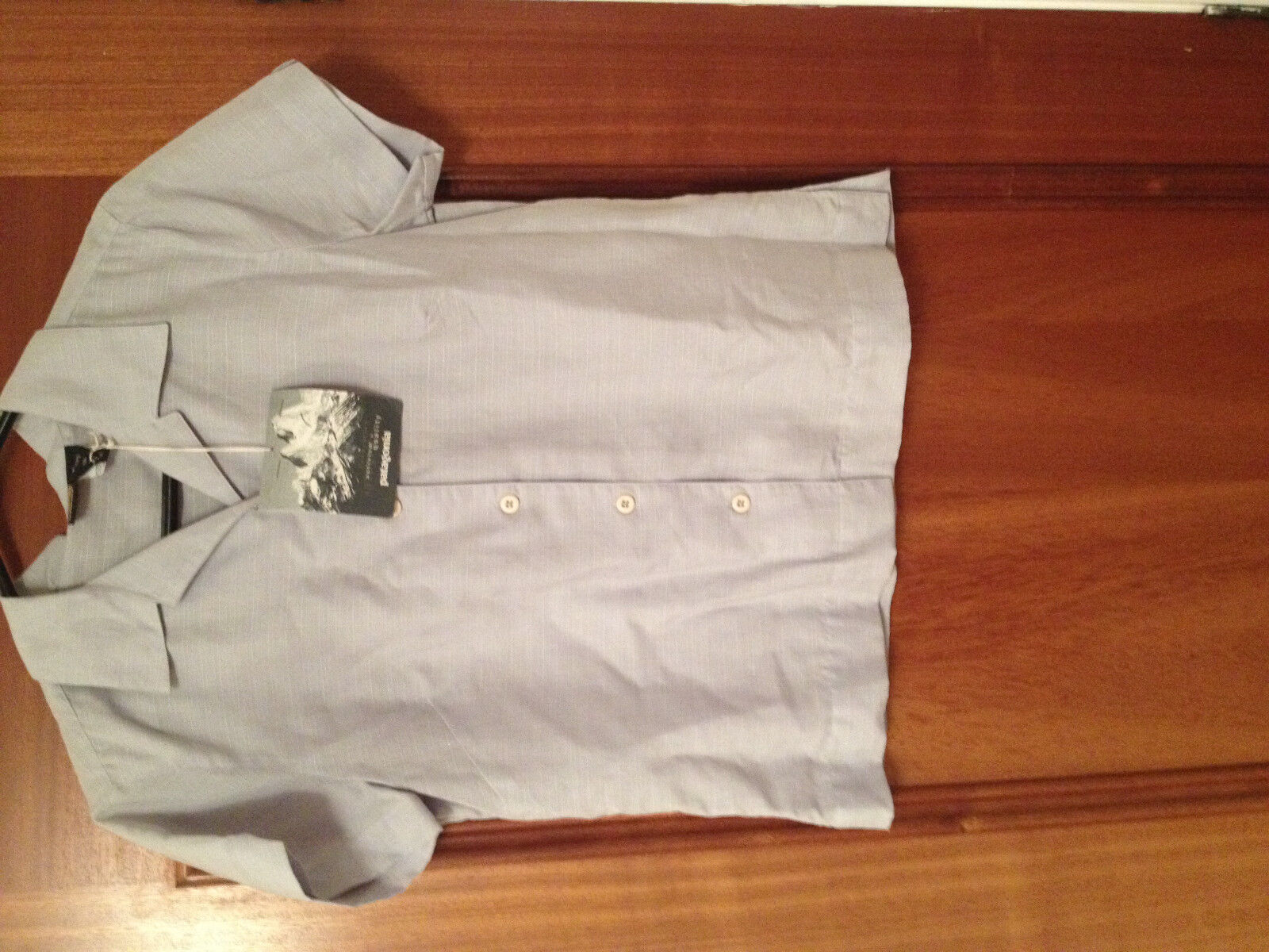 bluee Womens Patagonia Pataloha shirt - size 8. New ^