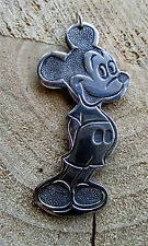 One of a Kind Mickey Mouse Spoon Pendant, Stainless Steel