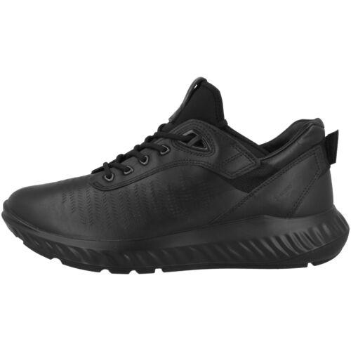 Ecco ST.1 LIte M GTX Schuhe Gore-Tex Sneaker Halbschuhe Schnürschuh 504224-01001