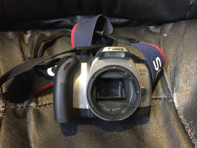 Canon Eos 3000v 35mm Slr Film Camera With 28 90mm Lens For Sale Online Ebay