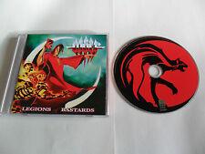 WOLF - Legions of Bastards (CD 2011) METAL