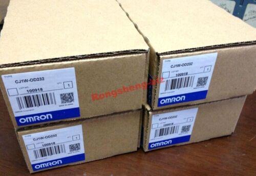 1PC Nouveau OMRON CJ1W-OD232 PLC Unité De Sortie #RS08