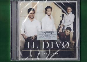 IL-DIVO-WICKED-GAME-CD-NUOVO-SIGILLATO