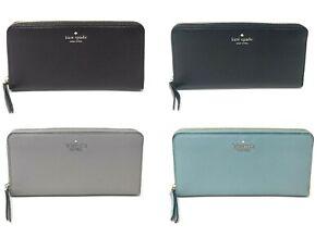 Kate-Spade-Jackson-Street-Large-Continental-Zip-Wallet-Leather-WLRU5833-189